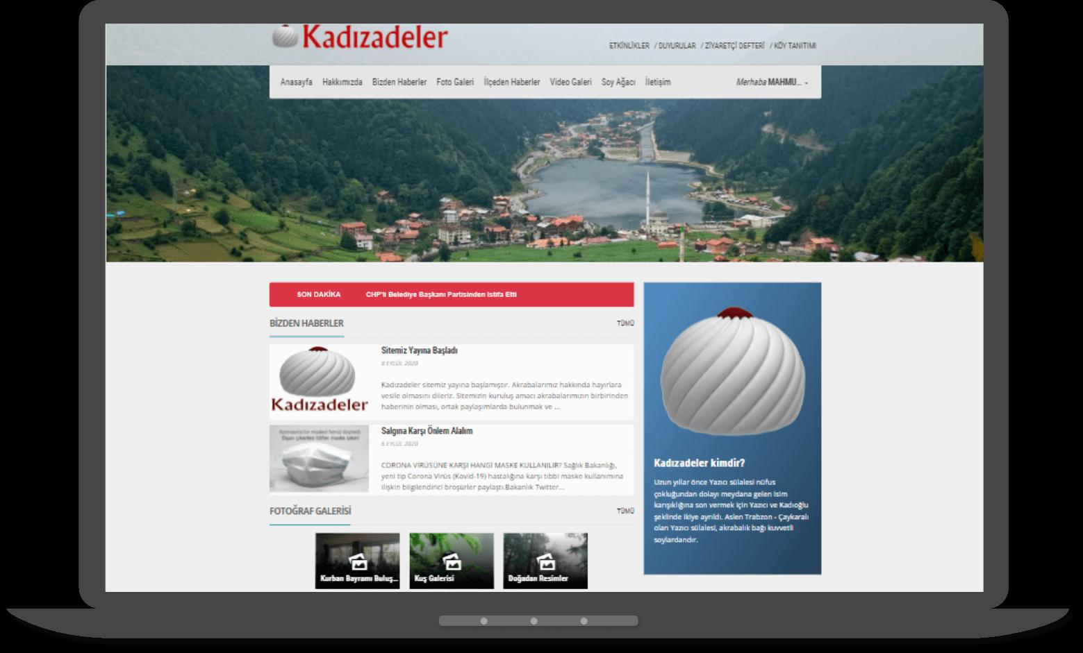 kadizadeler web